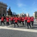 Flash mob contro la #violenzasessuale nei conflitti - 1