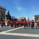Flash mob contro la #violenzasessuale nei conflitti