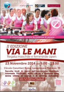 REGATA VIA LE MANI 23 NOV 2014