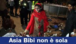 Esecuzione immediata della blasfema Asia Bibi